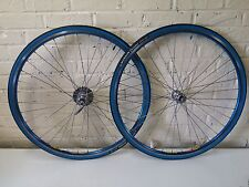 ROUES MAVIC OPEN PRO SUP CAMPAGNOLO MIRAGE 9 spd CLINCHER WHEELSET *VGC*