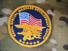 US NAVY SEAL TEAM NSW special war DEVGRU development group VELCR0 PATCH BADGE