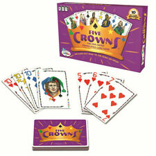 1-Pack Lots Five Crowns Kartenspiel 5 Suites Classic Family Party Rummy