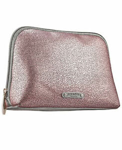 SEPHORA Crystal Clear Pink Makeup Clutch Pouch ~ Limited Edition, New with Tags!