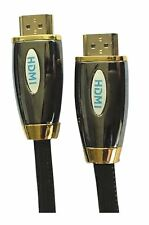 Digital SCHERMATO da HDMI a HDMI TV e Video Piombo Nero (5 M)