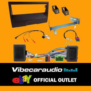 Volvo C30 S40 V50 C70 Complete Single Din Stereo Fascia Fitting Kit - CTKVL05