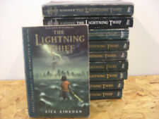 Percy Jackson & The Olympians Book #1 Lot Of 10 By Rick Riordan Guided reading