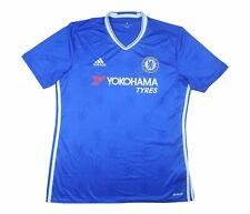 Chelsea 2016-17 Authentic Home Shirt Shirt (Excellent) XL