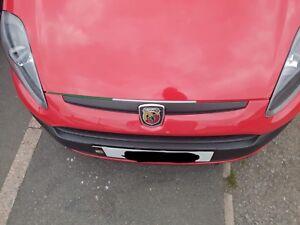 Abarth Punto Evo Grande Tricolore Bonnet Shut Decal Sticker Vinyl Fiat Tricolore