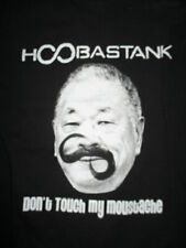 "Hoobastank ""Don't Touch My Moustache"" Concert Tour (Xl) T-Shirt"
