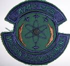 474th Component Repair Squadron, Nellis AFB, Nevada Patch