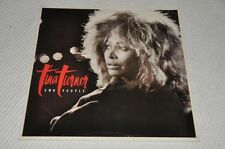 "Tina Turner - Two People - 80er 80s - 12"" Maxi Single Vinyl LP"