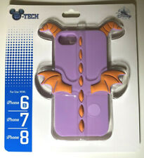Disney Parks EPCOT Imagination Figment Horns Wings Apple iPhone 6S/7/8 Case NEW
