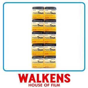 Kodak T-Max P3200 35mm 36exp - 10 roll Brick - FLAT-RATE AU SHIPPING!