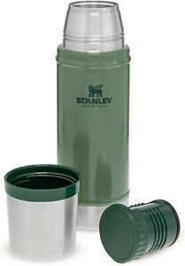 16OZ Stanley Classic Thermos Flask Trigger Action Travel Picnic Mug Bottle 0.47L