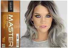 Dcash Master Permanent Super Hair Dye Cream#MG 705 Titanium Blonde Silver Unisex