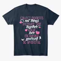 Unique Gift For Wife On Anniversary Cute Premium Tee T-Shirt