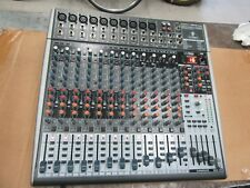 Behringer Xenyx X2442USB Mixer With Case