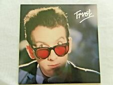 Elvis Costello and The Attractions Trust 1984 Demon Fiend 30 Porky Prime Cut NM
