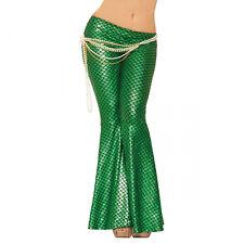 Womens Sexy Green Mermaid Costume Leggings Adult One Size | FORUM NOVELTIES