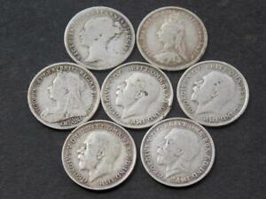 Scrap Sterling Silver Coins C099