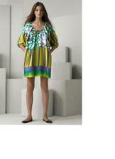 See by Chloé Tunika Kleid Seide Tunikakleid Seidenkleid Deu 38 , It 42, GB 10  1