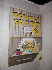 SCUOLA CUCINA UTILE E PRATICO ANTIPASTI SANDWICHES SALSE ROSA HANNA H 1996 libro
