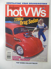 Hot V Ws & dune buggies   September 1989  Island Treasure Hunting