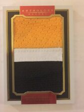 2014-15 Anthology Rask Subban Patch /99 Double Coverage Panini SP