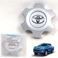 Genuine 15+ Toyota Hilux REVO SR5 M70 M80 Pickup Wheel hub Cap Cover 1 PC