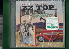 ZZ TOP - RANCHO TEXICANO THE VERY BEST OF DOPPIO CD NUOVO SIGILLATO