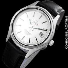 1970's Omega Seamaster Cosmic 2000 Vintage Mens SS Steel Watch - Mint - Warranty