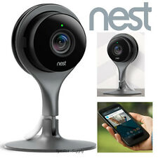 Nest Cam Indoor Security Camera Pro 1080p HD WiFi Wireless Cell Access NC1103US