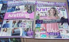 Simply Knitting August Craft Magazines