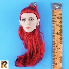 Tricity Goddess of Lightning - Feamle Head Rooted Hair - 1/6 Scale Phicen Figure