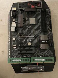 Ryzen 7 1700 MSI Tomahawk B350 16GB DDR4 Combo