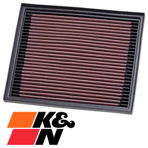 K&N REPLACEMENT AIR FILTER FOR LAND ROVER RANGE ROVER P38 46D 48D 59D 60D 4.6 V8
