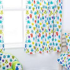 Boys & Girls Monsters Curtains for Children