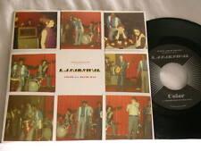 """L.A. CARNIVAL Color / Blind Man 45 rpm 7"""" vinyl single Lester Abrams Ron Cooley"""