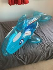 Inflatable Whale With Baby Inside