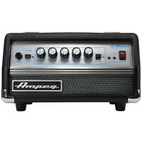 Ampeg SVT Micro VR Bass Guitar Amp Head, 200w, MOSFET Power Amp
