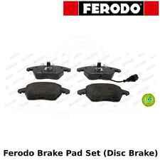 Ferodo Set Pastiglia Freno ( Freno a Disco) - Anteriore - FDB1641 - Qualità OE