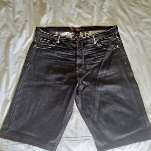 Las Mejores Ofertas En Pantalones Cortos De Mezclilla Express Para Hombres Ebay