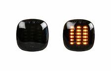 SET LED SEITENBLINKER BLINKER SMOKE AUDI A3 8L A4 B5 Skoda Octavia Fabia SB28