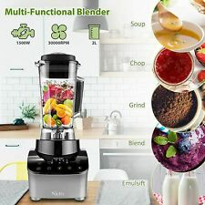 Mauerbrechmaschine 7in1 Smoothie Maker Milchshaker Stand Mixer Ice Crusher