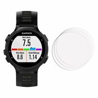 2 Garmin Forerunner 735XT Ultra Clear Anti Scratch Screen Cover protectors