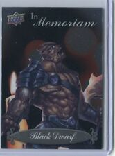 2015 Upper Deck Marvel Vibranium Comic Cards - In Memoriam Black Dwarf IM-16