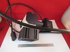 FOR PARTS DYNASCOPE MANTIS ILLUMINATOR LAMP MICROSCOPE PART OPTICS AS IS A7-E-04