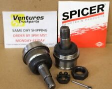 BALL JOINT KIT UPPER AND LOWER OEM SPICER DODGE RAM 1500 AND 2500 DANA 44 FRONT