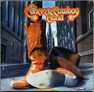 33t The Concrete Cowboy Band (LP)