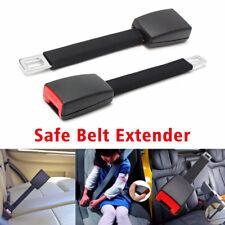 1PC CAR AUTO SEAT BELT EXTENDER EXTENSION BUCKLE SAFETY CLIP 25CM*5CM UNIVERSAL