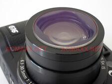 ACMAXX Multi-Coated LENS ARMOR MRC UV FILTER for Canon PowerShot G12 G-12 camera