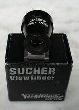 VoigtLander Metal View Finder M 21/25mm