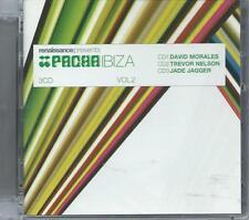 3 CD ALBUM  PACHA IBIZA VOL 2 DAVID MORALES JADE JAGGER